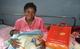 Mary Sosety, 35 ans, venant de donner naissance à sa deuxième fille